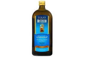 Олія De Cecco оливкова Classico Extra Virgin 1л х12