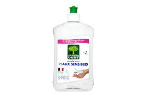 Засіб L'arbre Vert д/миття посуду для чутливої шкіри 500мл