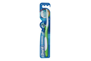 Зубная щетка средней жесткости Глубокая чистка Комплекс Oral-B 1шт