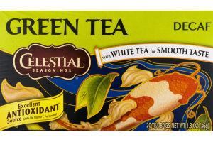 Celestial Seasonings Green Tea Decaf - 20 CT