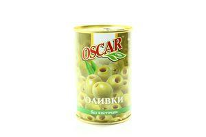 Оливки без косточки Oscar ж/б 300г