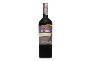 Вино Estampa Estate Reserva Carmenere/Malbec