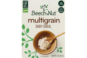 Beech-Nut Baby Cereal Multigrain
