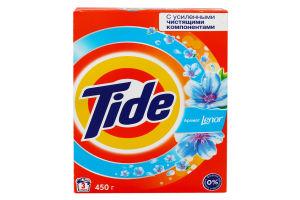 Порошок стиральный Automat 2в1 Аура мягкости Tide 450г