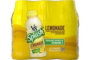 V8 Splash Lemonade - 6 PK