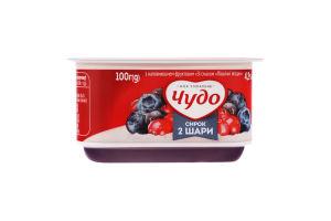 Сырок 4.2% Северные ягоды Чудо ст 100г