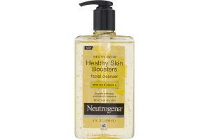 Neutrogena Healthy Skin Boosters Facial Cleanser White Tea & Vitamin E