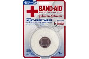 Band-Aid Medium Hurt-Free Wrap 2 in.