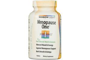Rainbow Light Menopause One Tablets - 90 CT