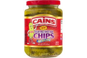 Cains Sugar Free Sweet B&B Chips