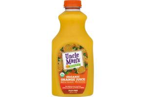Uncle Matt's Organic Organic Orange Juice Pulp Free
