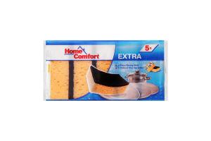 Губки кухонные Home Comfort Extra