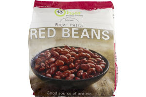 13 Foods Red Beans