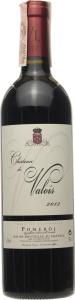 Вино Chateau de Valois Pomerol AOC Rg 2012