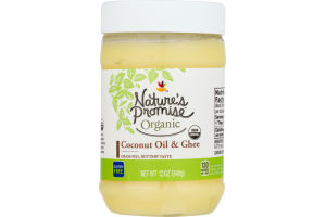 Nature's Promise Coconut Oil & Ghee