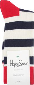 Носки жен Happy Socks цвет 36-40 SA01-045