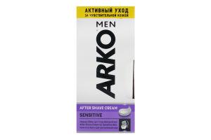 Крем після гоління Sensitive Arko Men 50мл