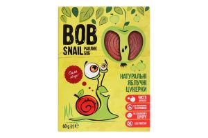 Цукерки натуральні яблучні Bob Snail к/у 60г