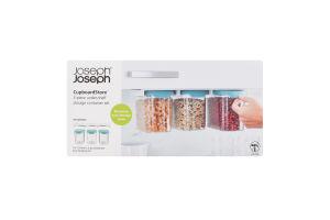 Контейнери харчові 1.3л CupboardStore Joseph Joseph 3шт