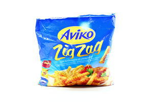 Картопля Aviko Zig Zag рифлена 450г x20