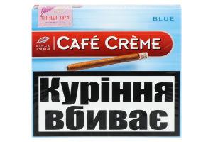 Сигари Blue 10 Cafe Creme