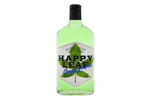 Настоянка 0.5л 38% Crazy grapes Happy Leaf пл