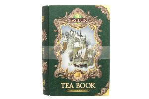 Чай зеленый Basilur Winter Book ІІІ цейлонский