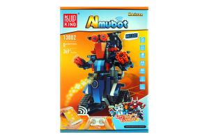 Конструктор для детей от 8лет №13002 Робот Mould King 1шт
