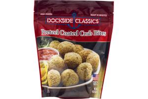 Dockside Classics Pretzel Coated Crab Bites