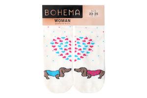 Шкарпетки жіночі Класік середн