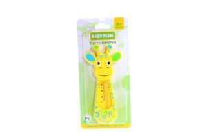 Термометр для воды 0+ Жираф Baby Team 1шт