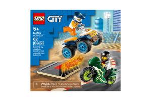 Конструктор для детей от 5лет №60255 City Lego 1шт