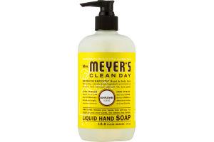 Mrs. Meyer's Clean Day Liquid Hand Soap Sunflower Scent