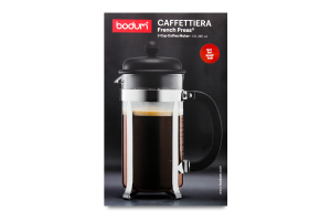 Кофейник Bodum Caffettiera френч-пресс 1л 06300029
