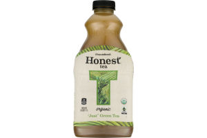 "Honest Tea Unsweetened Organic ""Just"" Green Tea"