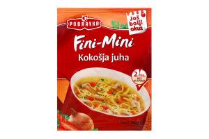 Суп Podravka куриный быстрого приготовления