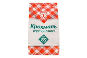 Крохмаль картопляний №1 м/у 500г