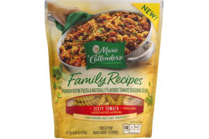 Marie Callender's Family Recipes Zesty Tomato