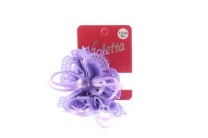 Резинка для волос №124255 Violetta 2шт