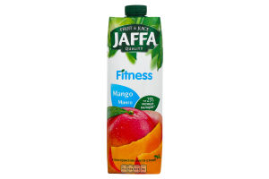 Нектар з плодів манго з м'якоттю Jaffa т/п 1л