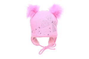 ESLI шапка дитяча 15С-64СП р.46 рожевий