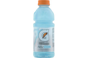 Gatorade Thirst Quencher Frost Glacier Freeze