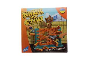 Гра дитяча настільна Кішка на стіні Dream Makers-Board Games