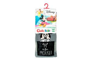 Колготки дет Conte-kids Disney 462 т.сер р.140-146