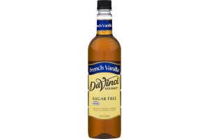 DaVinci Gourmet French Vanilla Syrup Sugar Free