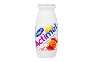 Продукт кисломолочный 1.5% Манго-куркума-годжи Actimel п/бут 100г