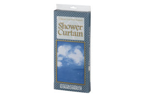 """Royal Crest Home Products Shower Curtain Vinyl 70"""" x 72"""""""
