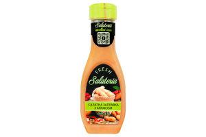 Заправка салатная с арахисом Fresh Salateria с/бут 360г