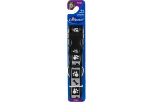 Companion Adjustable Dog Collar from 18-26'' Large