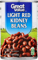 Great Value Light Red Kidney Beans Great Value 78742110554 Customers Reviews Listex Online